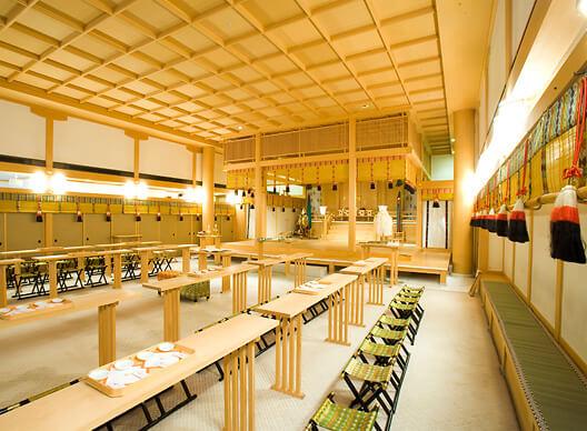 熱田神宮会館