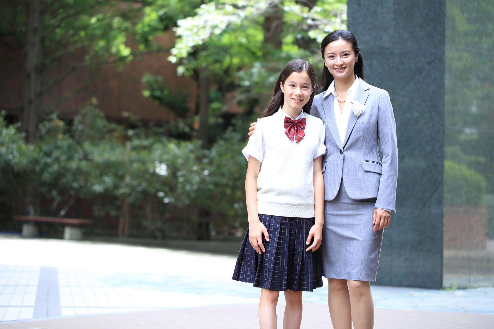 入学式のレンタルスーツ