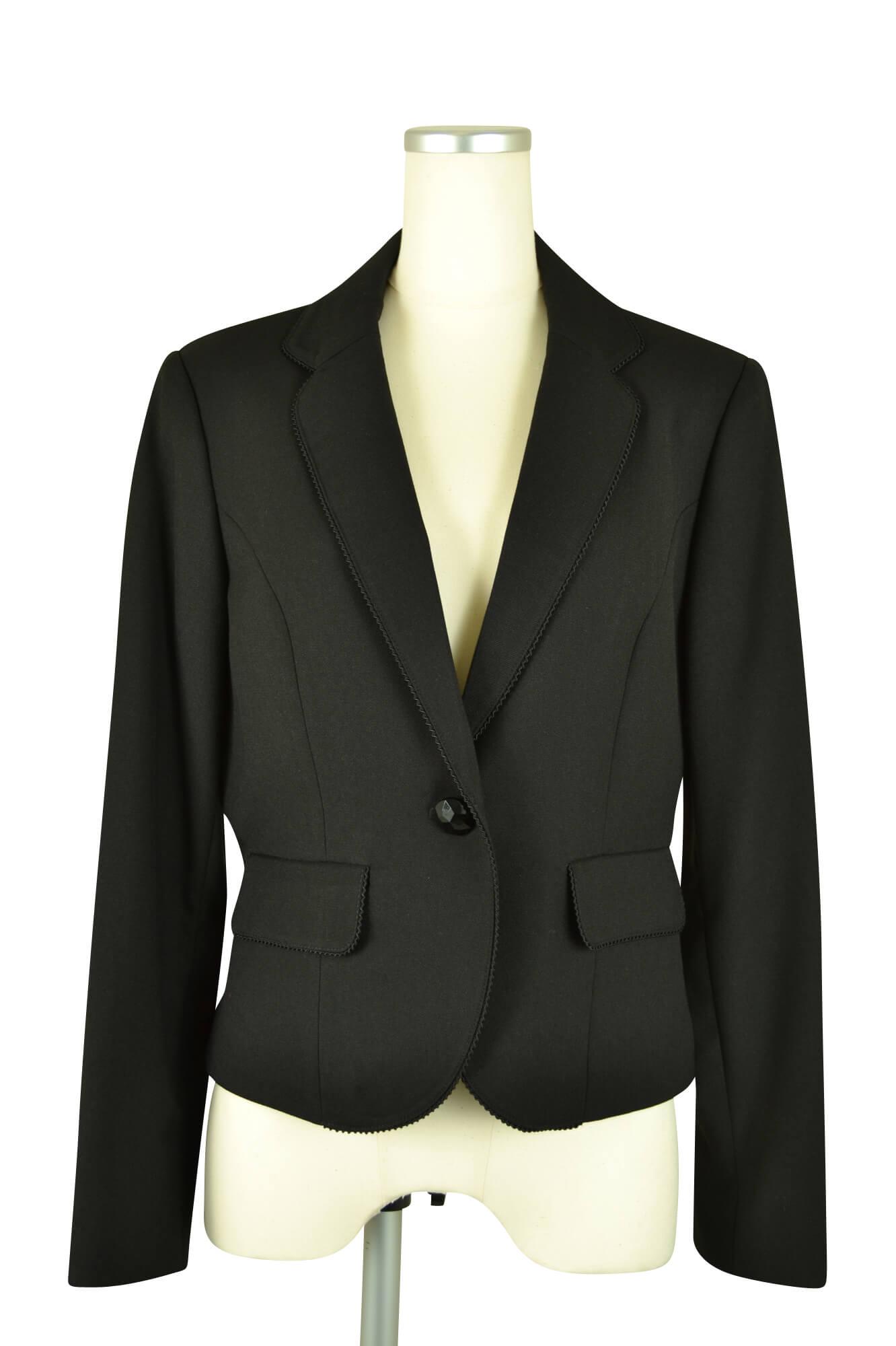 エイチ・ツー・オー (H・2・O)ブラックテーラー長袖ジャケット