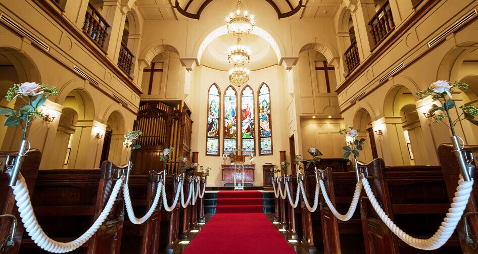 桜坂セントマルティーヌ教会