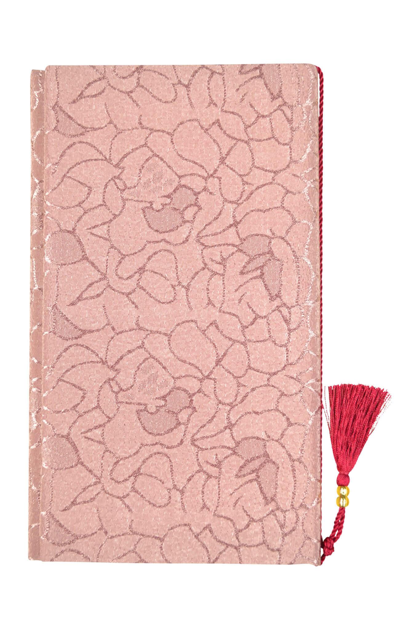 ビヲミナ (VIWOMINA)タッセル付き花模様袱紗