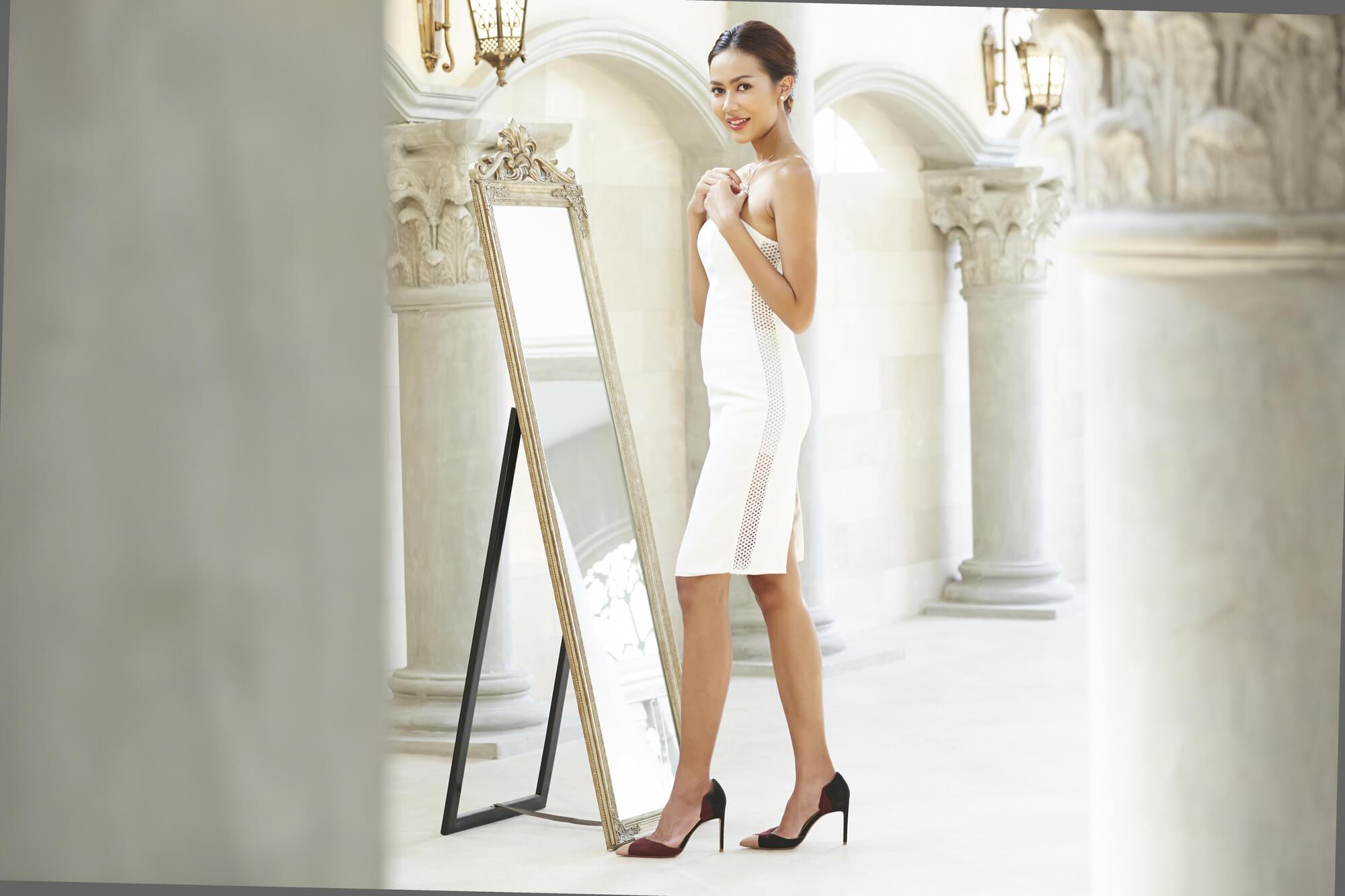 海外人気ブランドのレンタルドレス