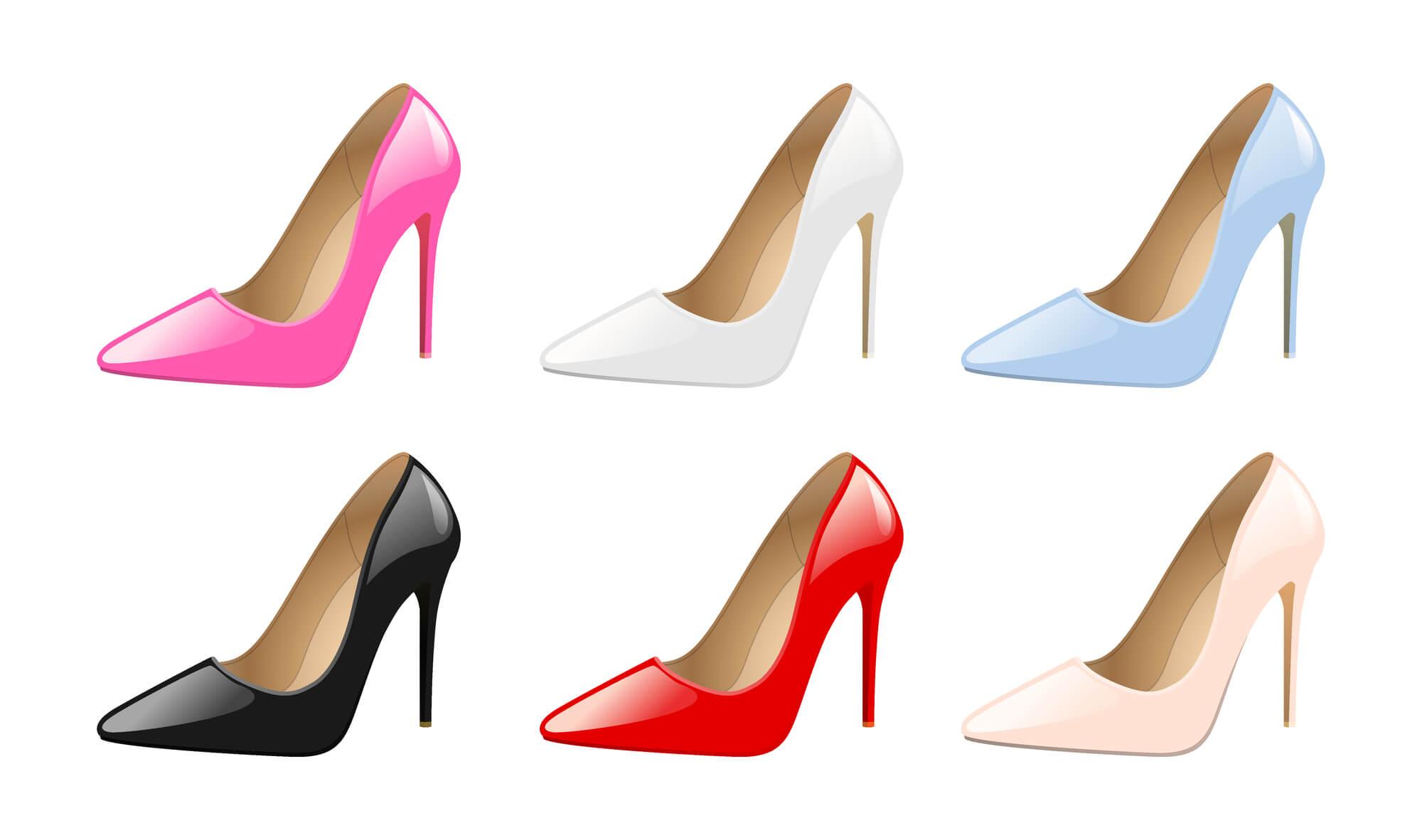レンタル靴の種類