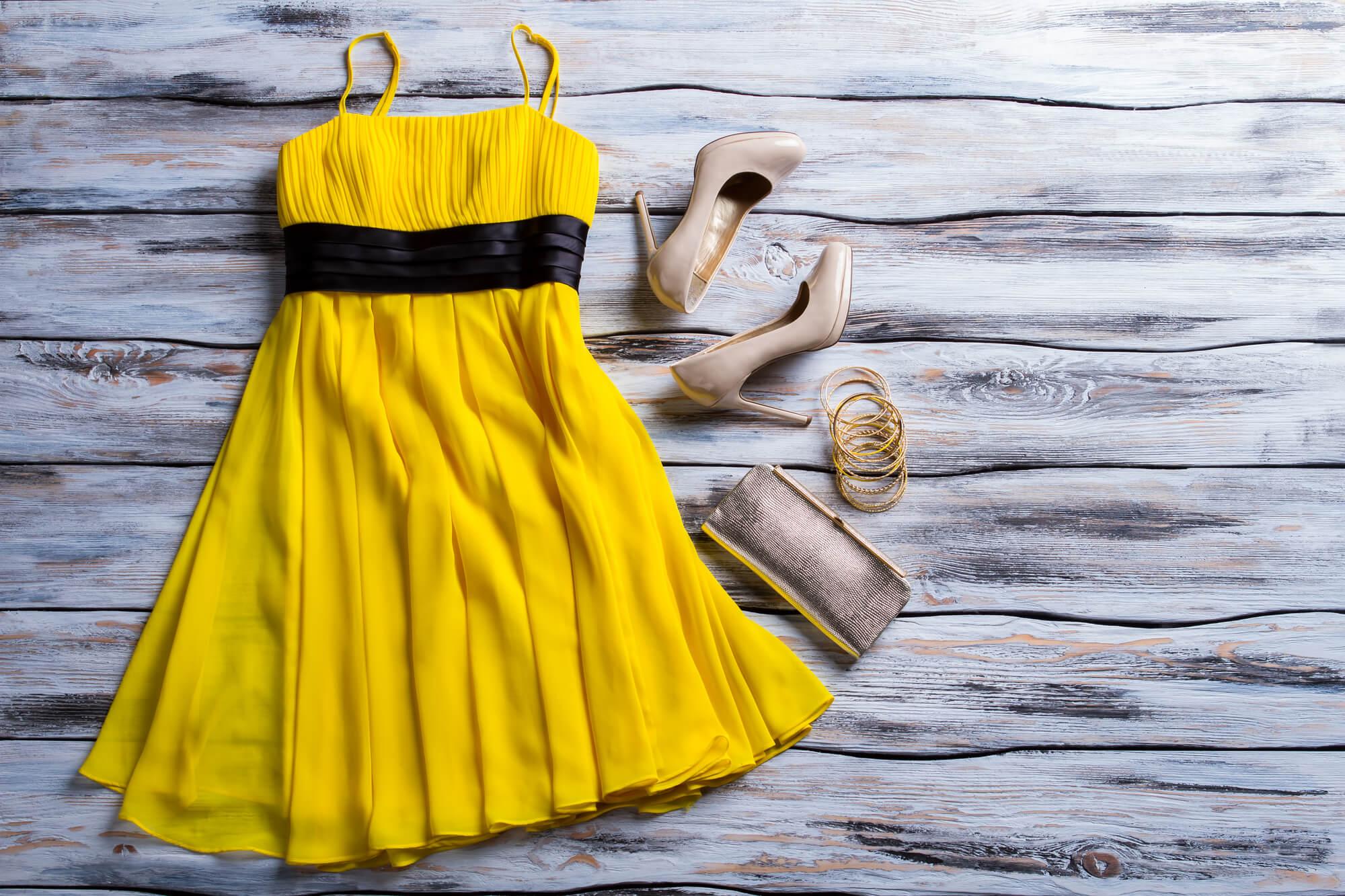 授乳ドレスにおすすめコーディネート